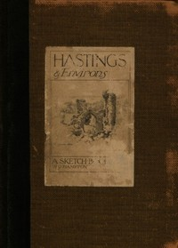 cover for book Hastings & Environs; A Sketch-Book