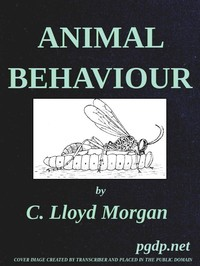 cover for book Animal Behaviour