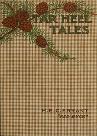 cover for book Tar Heel Tales