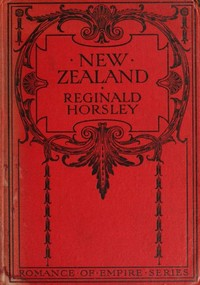 cover for book New Zealand