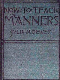 cover for book How to Teach Manners in the School-room