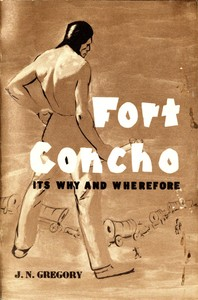 cover for book Fort Concho