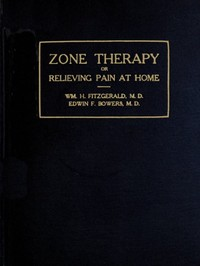 cover for book Zone Therapy