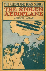 cover for book The Stolen Aeroplane; or, How Bud Wilson Made Good