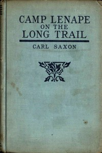 cover for book Camp Lenape on the Long Trail