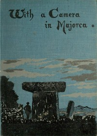 cover for book With a Camera in Majorca