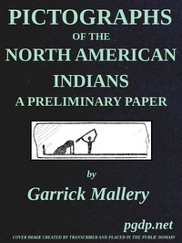 cover for book Pictographs of the North American Indians. A preliminary paper