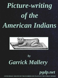 cover for book Picture-Writing of the American Indians