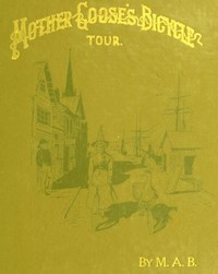 cover for book Mother Goose's Bicycle Tour