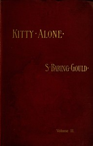 cover for book Kitty Alone (Volume 2 of 3)