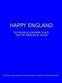 cover for book Happy England