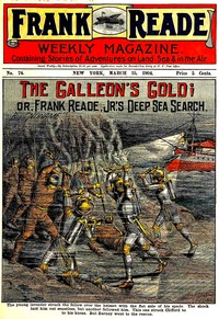 Cover of the book The Galleon's Gold by Luis Senarens