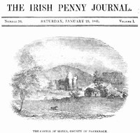cover for book The Irish Penny Journal, Vol. 1 No. 30, January 23, 1841