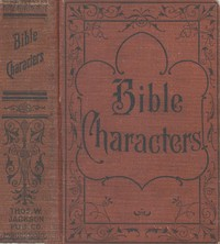 cover for book Bible Characters