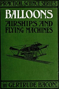 cover for book Balloons, Airships, and Flying Machines