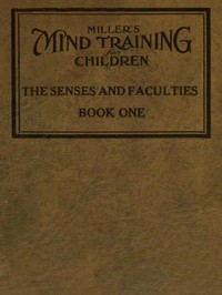 cover for book Miller's Mind training for children Book 1