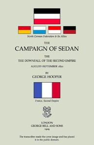 cover for book The Campaign of Sedan