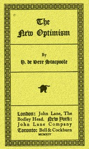 cover for book The New Optimism