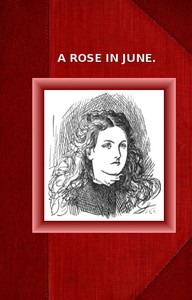 cover for book A Rose in June