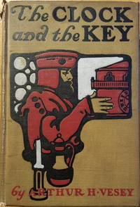 cover for book The Clock and the Key