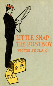cover for book Little Snap The Postboy