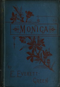 cover for book Monica, Volume 1 (of 3)