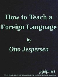 cover for book How to Teach a Foreign Language