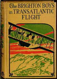 cover for book The Brighton Boys in Transatlantic Flight