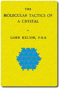 cover for book The Molecular Tactics of a Crystal