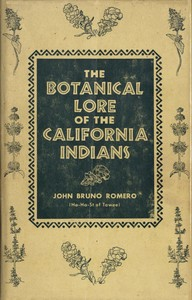 cover for book The Botanical Lore of the California Indians