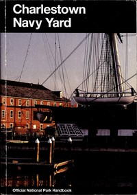 cover for book Charlestown Navy Yard