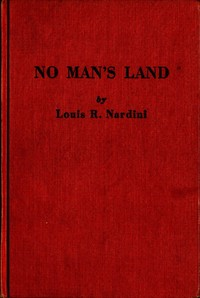cover for book No Man's Land