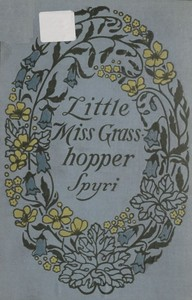 cover for book Little Miss Grasshopper