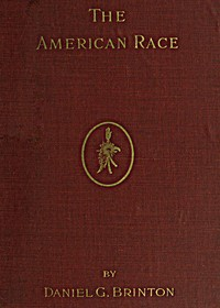 cover for book The American Race