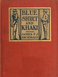 cover for book Blue Shirt and Khaki a Comparison