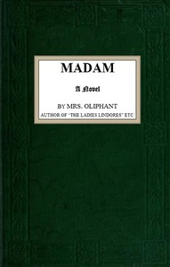 cover for book Madam