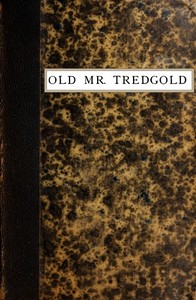 cover for book Old Mr. Tredgold