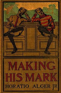 cover for book Making His Mark