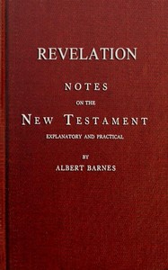 cover for book Notes on the New Testament Explanatory and Practical