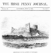 cover for book The Irish Penny Journal, Vol. 1 No. 44, May 1, 1841