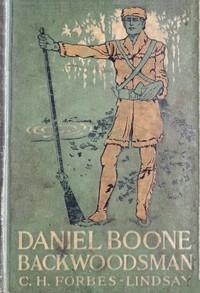 cover for book Daniel Boone, Backwoodsman