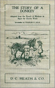 cover for book The Story of a Donkey