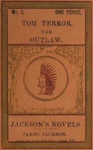 cover for book Tom Terror, the Outlaw