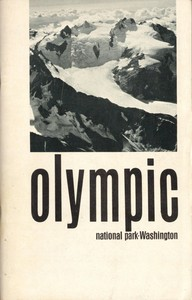 cover for book Olympic National Park, Washington