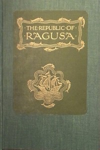 cover for book The Republic of Ragusa