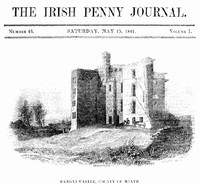 cover for book The Irish Penny Journal, Vol. 1 No. 46, May 15, 1841