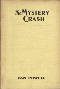 cover for book The Mystery Crash