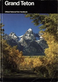 cover for book Grand Teton