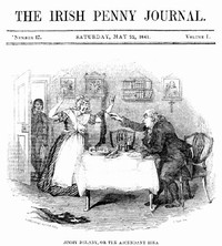 cover for book The Irish Penny Journal, Vol. 1 No. 47, May 22, 1841
