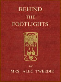 cover for book Behind the Footlights